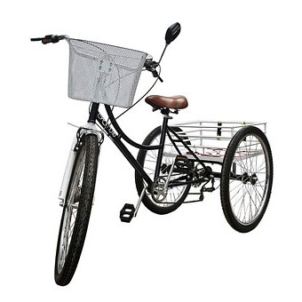 Three Wheel Bicycles For Seniors
