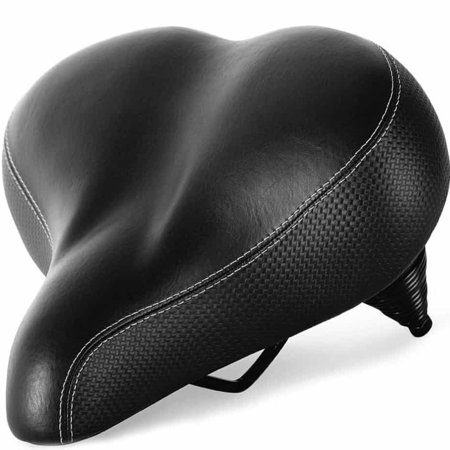 best road bike saddle for heavy rider
