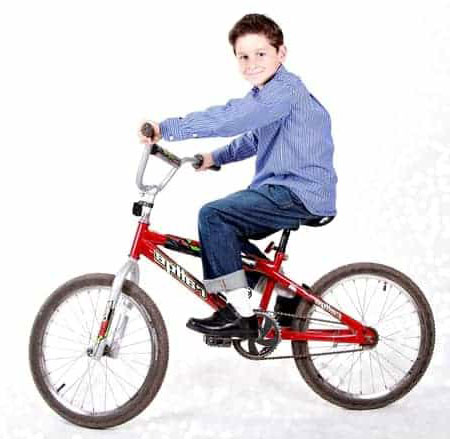 What Size Bike Do I Need For My Child? : Bike Size Chart for Kids