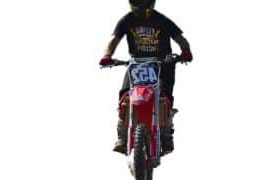 how fast does a 50cc dirt bike go
